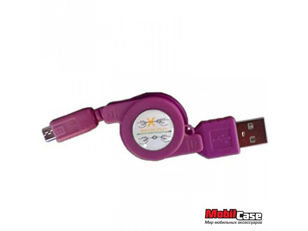Дата кабель USB - Micro USB Roulette