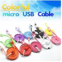 Дата кабель Micro USB Colorful