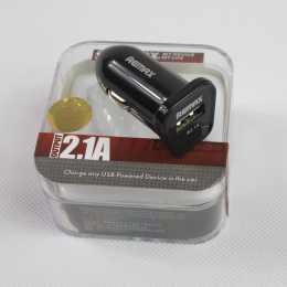Авто зарядное устройство Remax 2.1A 1 USB