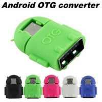 Адаптер OTG microUSB/USB Robot
