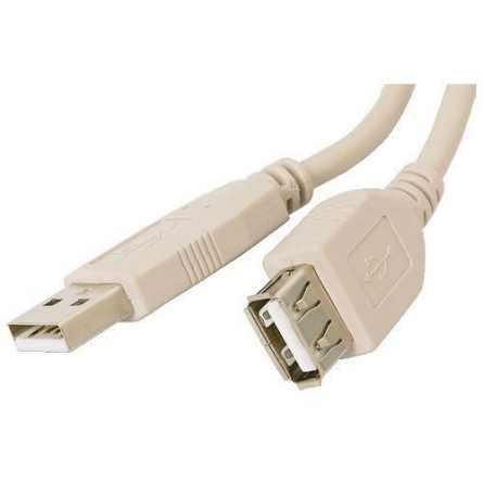 Дата кабель удлинитель USB 2.0 AM-AF 0.8 m ATcom