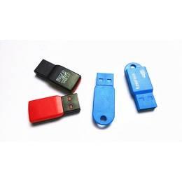 Кардридер MicroSD/USB Color