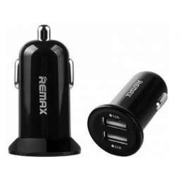 Автомобильное зарядное устройство Remax RCC201 2USB 2.1A