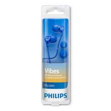 Наушники Philips SHE3550BL