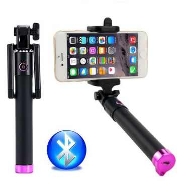 Монопод для селфи телескопический Bluetooth