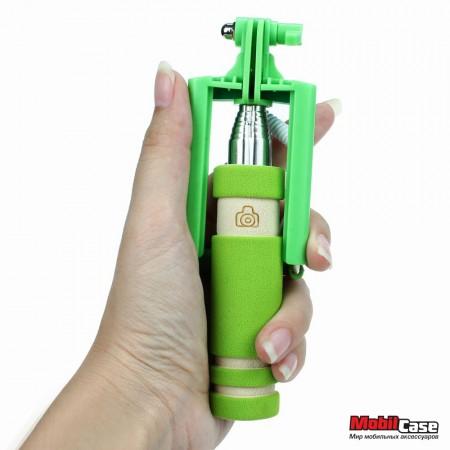 Монопод для селфи телескопический Mini