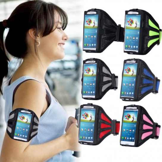 Чехол на руку для смартфона 5-5.5