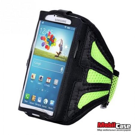 """Чехол на руку для смартфона 5-5.5"""""""