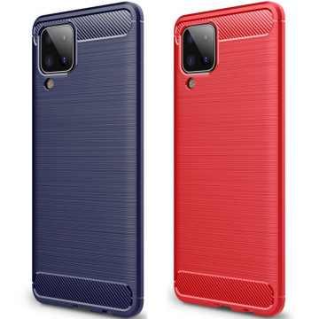 Бампер для Samsung Galaxy A02s (A025) Carbon
