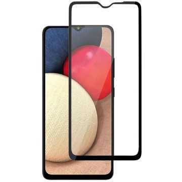 3D Стекло Samsung Galaxy A02s (A025) с рамкой