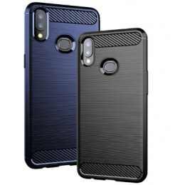 Бампер для Samsung Galaxy A10s 2019 (A107) Carbon