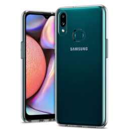 Силиконовый чехол для Samsung Galaxy A10s 2019 (A107) Slim