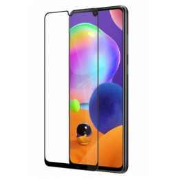 5D Стекло Samsung Galaxy A21 2020 (A215) полный клей