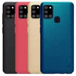 Чехол для Samsung Galaxy A21s 2020 (A217) Nillkin Matte