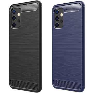 Бампер для Samsung Galaxy A32 Carbon