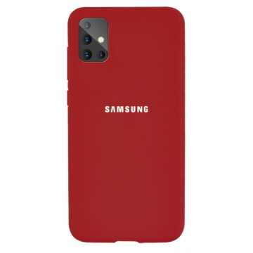 Чехол Silicone Cover для Samsung Galaxy A51 2020 (A515)