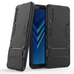 Противоударный чехол для Samsung Galaxy A7 2018 (A750) IronMan
