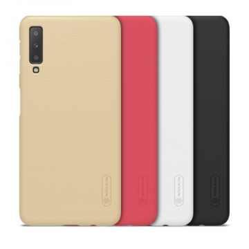 Пластиковая накладка для Samsung Galaxy A7 2018 (A750) Nillkin Frosted