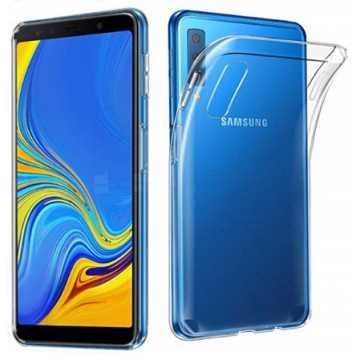 Силиконовый чехол для Samsung Galaxy A7 2018 (A750) Slim