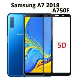 5D стекло Samsung Galaxy A7 2018 (A750) (закруглённое)