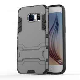 Бампер для Samsung G928 Galaxy S6 Edge Plus IronMan