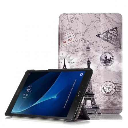 Чехол (книжка) для Samsung Galaxy Tab A 10.1 T580 (2016) Paris