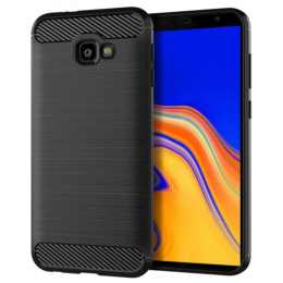 Бампер для Samsung Galaxy J4 Plus 2018 (J415) Carbon