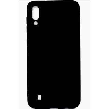 Силиконовая накладка для Samsung Galaxy M10 (M105) Soft