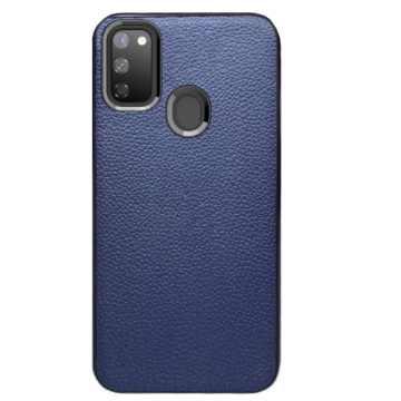 Кожаная накладка для Samsung Galaxy M30s (M307) Epic
