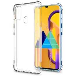 Силиконовый чехол для Samsung Galaxy M30s (M307) с усиленными углами