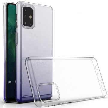 Силиконовый чехол для Samsung Galaxy M31s (M317) Slim