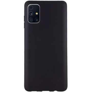 Силиконовая накладка для Samsung Galaxy M31s (M317) Soft