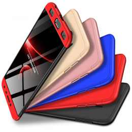 Пластиковая накладка для Samsung Galaxy J4 2018 (J400) Full Protect 360
