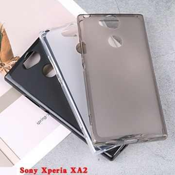 Силиконовый чехол для Sony Xperia XA2