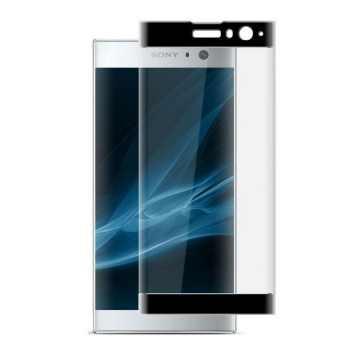 3D Стекло Sony Xperia XA2 (закруглённое)