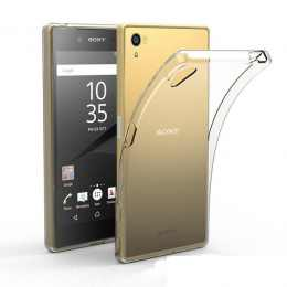 Силиконовый чехол для Sony Xperia Z5 Slim