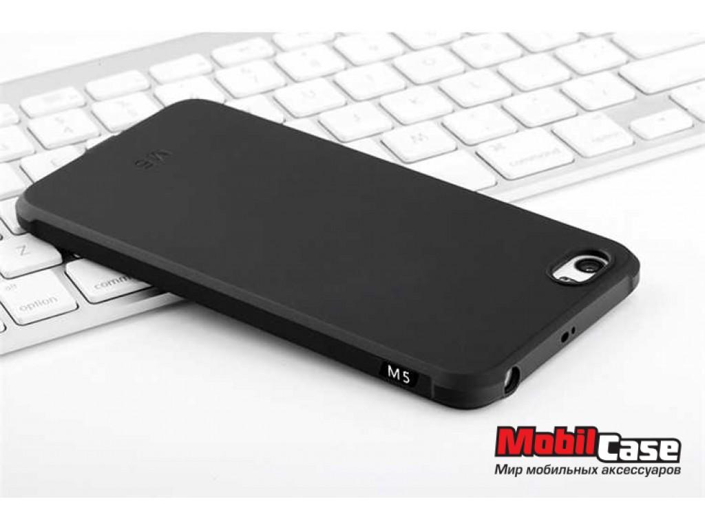 Силиконовая накладка для Xiaomi Mi5 Cobalt