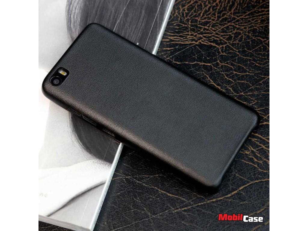 Кожаная накладка для Xiaomi Mi5 Rock