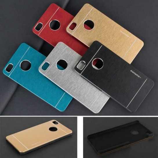 Алюминиевый бампер для Xiaomi Mi4s Motomo