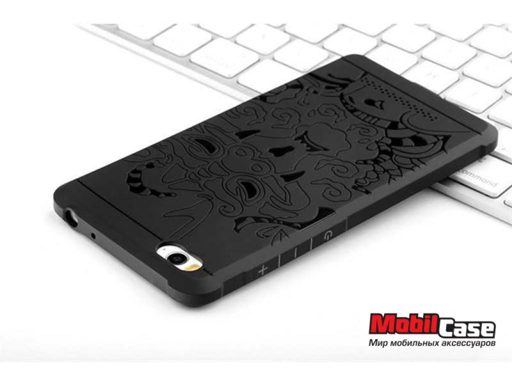 Силиконовая накладка для Xiaomi Mi4c 3D