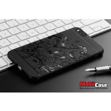 Силиконовая накладка для Xiaomi Mi6 3D