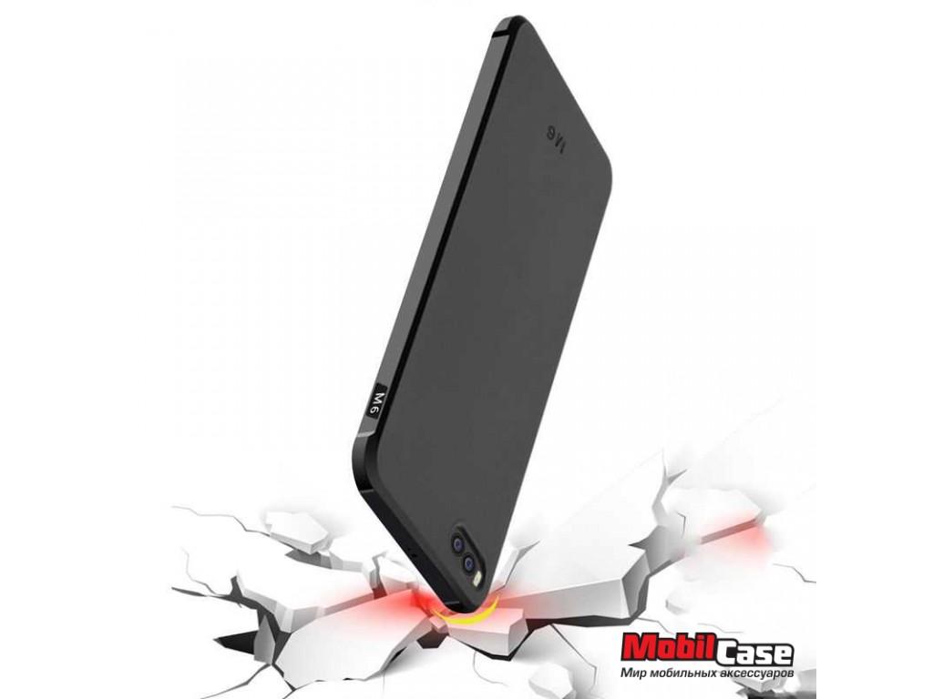 Силиконовая накладка для Xiaomi Mi6 Cobalt