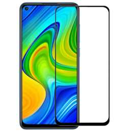 3D Стекло Xiaomi Redmi Note 9 с рамкой