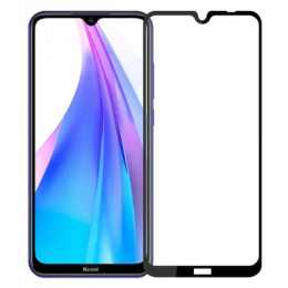3D Стекло Xiaomi Redmi Note 8T с рамкой