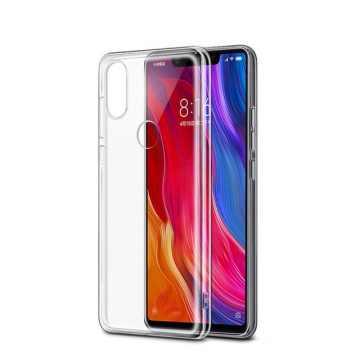 Силиконовый чехол для Xiaomi Mi8 Slim