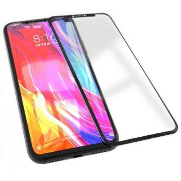 5D стекло Xiaomi Mi 8 (закруглённое)
