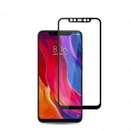 Защитное стекло для Xiaomi Mi8 (на весь экран)